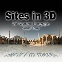 سایت Sites in 3D