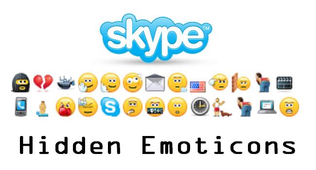 شکلکهای اسکایپ