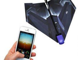 موشک کاغذی با تکنولوژی PowerUp3