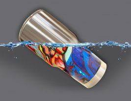 هیدرو دیپینگ (نقاشی روی اشیا سه بعدی)