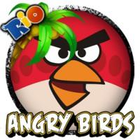 بازی آنلاین پرندگان خشمگین ریو