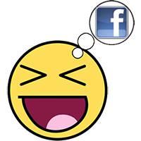 شکلکهای استاندارد فیسبوک